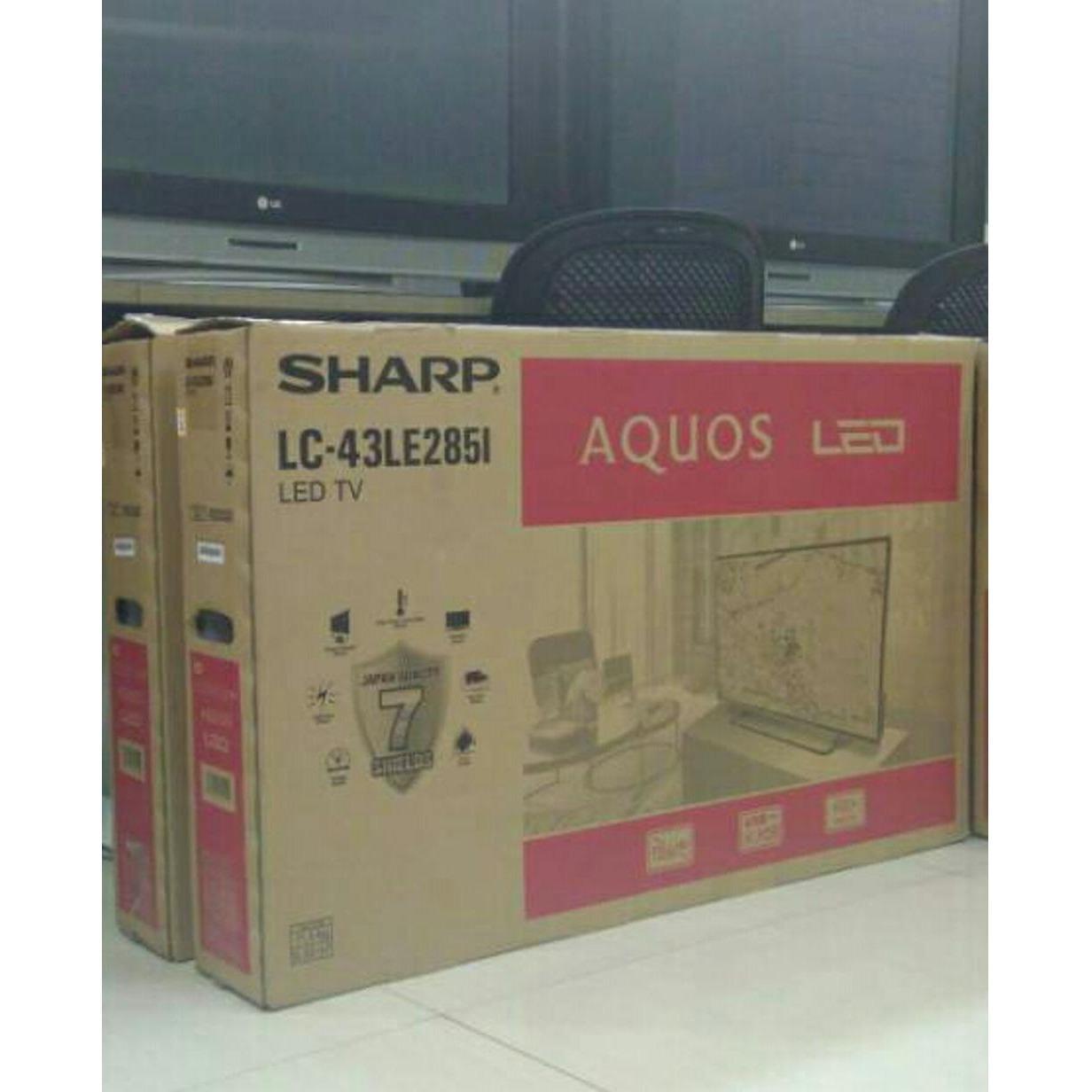 Sharp Aquos LC-32LE260 LED TV [32 Inch]