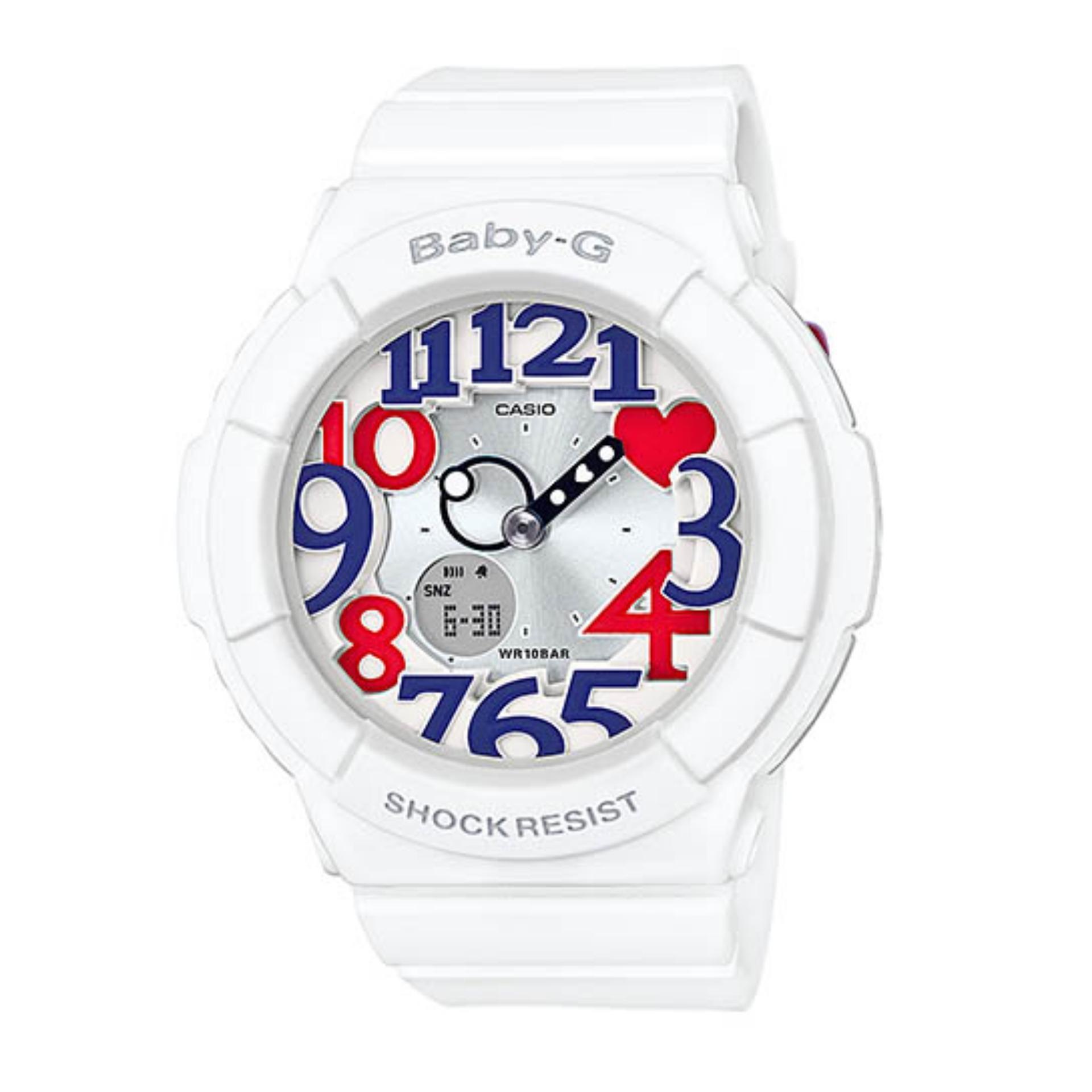 Harga Spesifikasi Casio Baby G Original Bga 131 1b2dr Diskon Bgs 180 3b Jam Tangan Wanita Putih 130tr 7b Resin