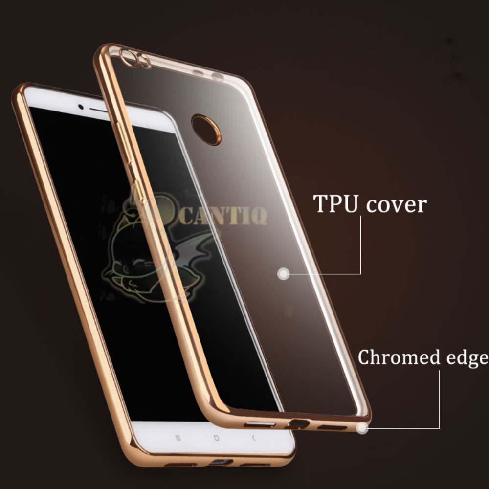 ... Motomo Chrome Soft Case Xiaomi Redmi 5 Plus / Silikon Xiaomi Xiaomi Redmi 5 Plus Shining ...