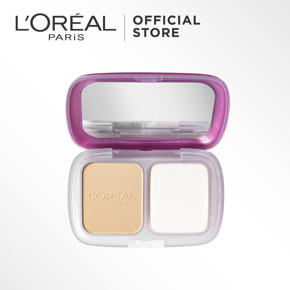 Spesifikasi L Oreal Paris Mat Magique Two Way Cake Powder N1 N*d* Ivory Terbaik