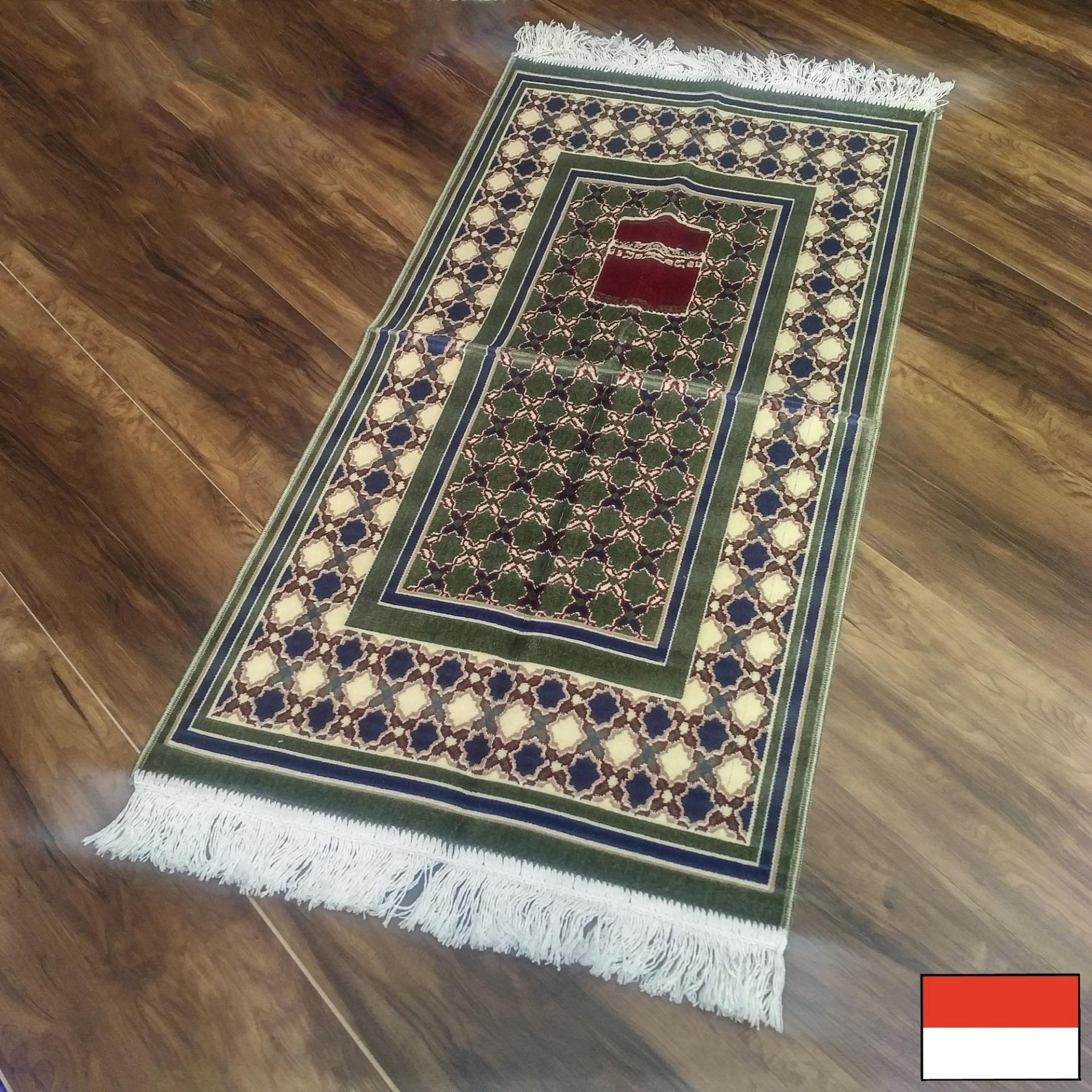 Sajadah Roll Rajakhand 120 X 600 Cm 969000 Hijau Spec Dan Daftar Aisyah Ukuran 80 Muda Masjid Mada Saudi Arabia Midi Soft Polypropylene 52 103