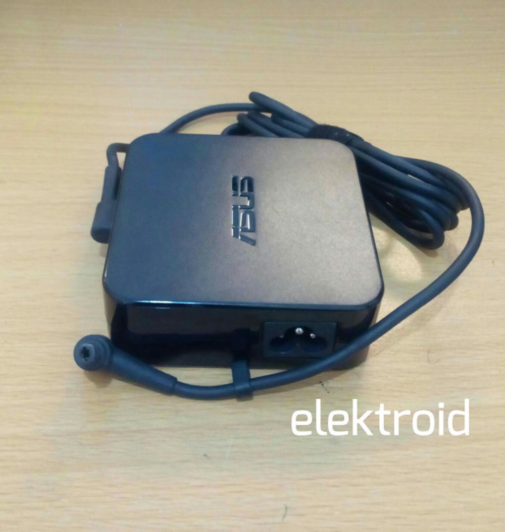 Adaptor Asus X550 X550D X550DP X550Z X550ZE 19V 4.74A Original di lapak elektroid elektroid