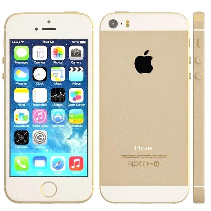 Apple iPhone 5S - 16GB - Gold [Refurbish] - Grade A