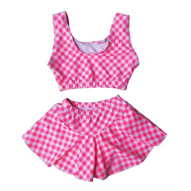 Baju Renang Bayi 2 Pieces Motif AB-BY049