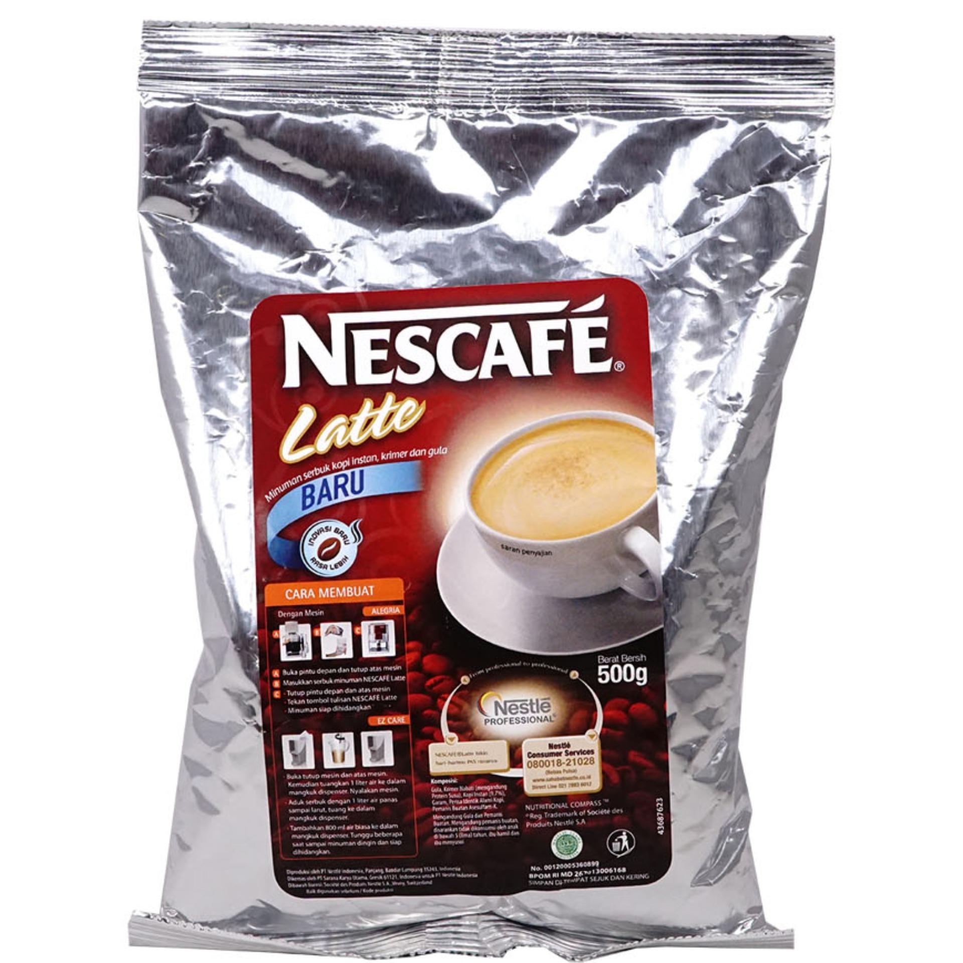 Nescafe Latte 500Gr