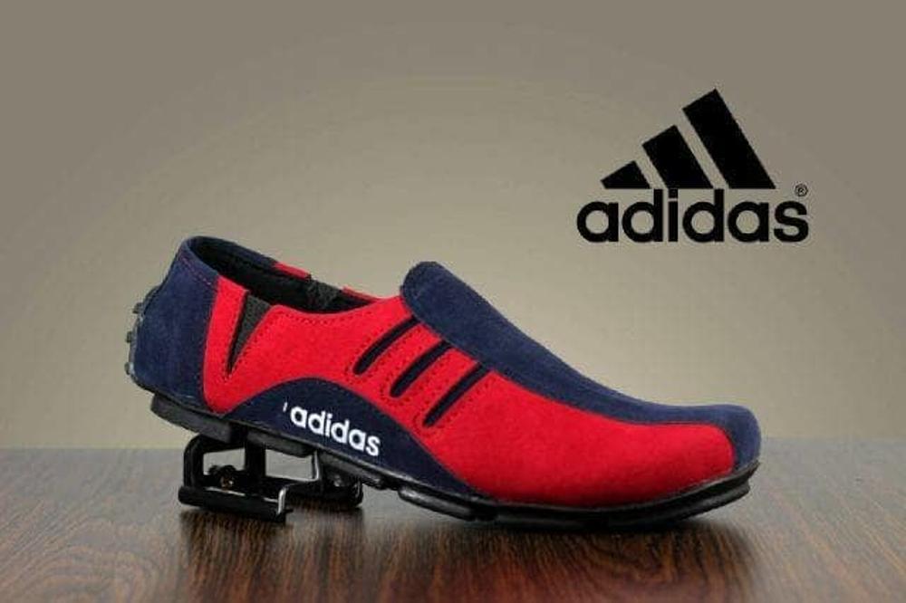 Cek Harga Baru Promo Sepatu Adidas Neymar Slop Casual Pria Formal ca1a2b45ec