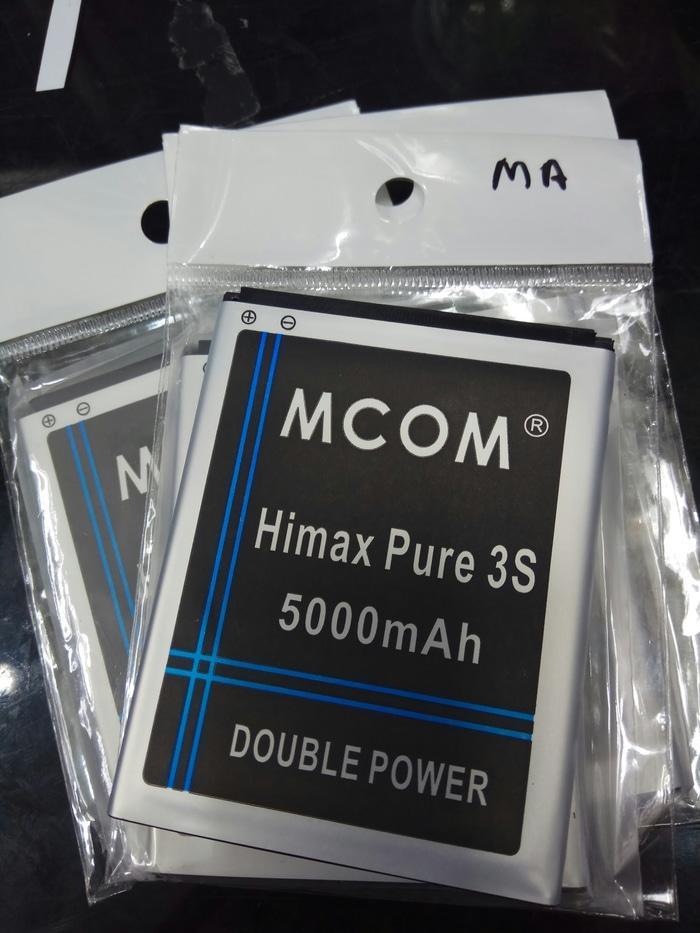 MCOM - Baterai Batre Batere Battery Battre Batery Batrai HIMAX PURE 3S . Pure3S / KLB210N340