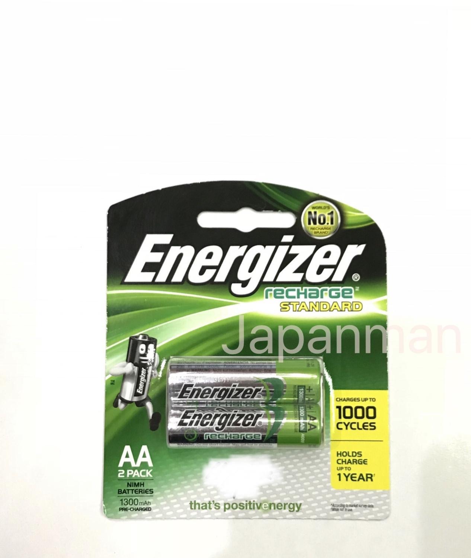 Kelebihan Baterai Cas Rechargeable Energizer Aa 2000 Mah Terkini Batre Recharge Maxi A2 2 Pack 1300mah