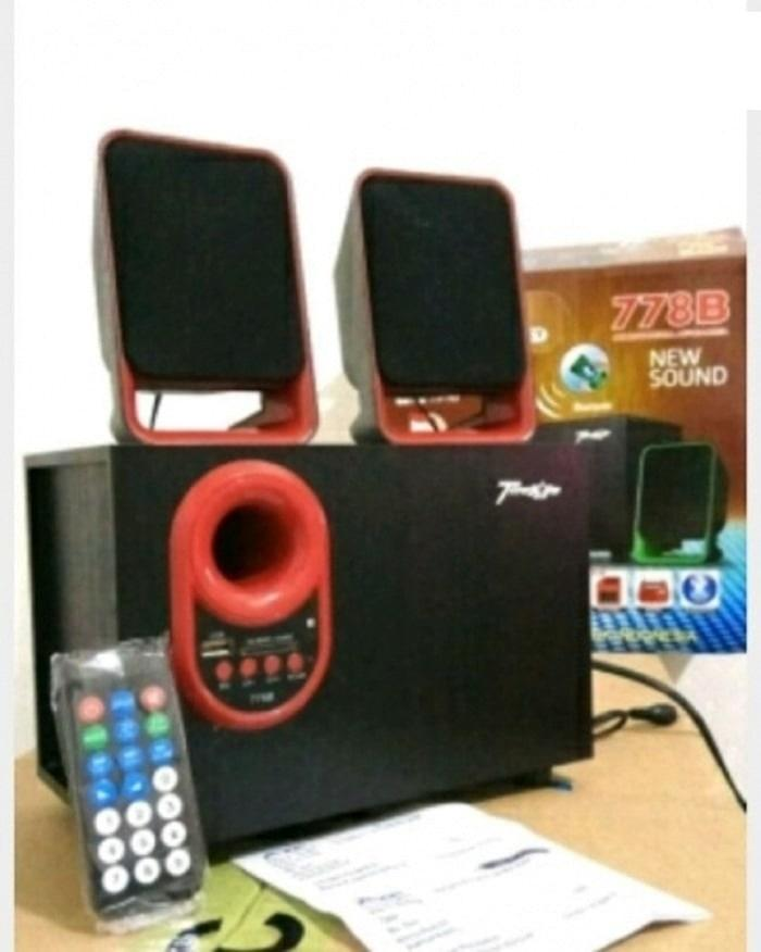 Speaker Bluetooth Aktif GMC TECKYO 778B Extra Super sound