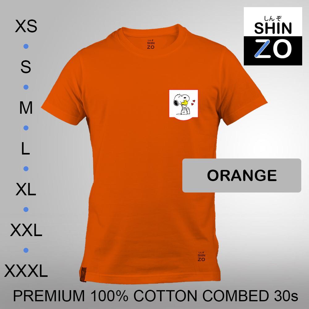 Fitur Shinzo Design Kaos Premium Cotton Combed 30s Ring Spun Export 100 Quality Oblong Distro T