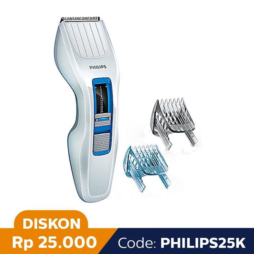 Jual Beli Philips Hairclipper Series 3000 Hc3426 15 With Dualcut Technology Kids Comb Putih Di Jawa Barat