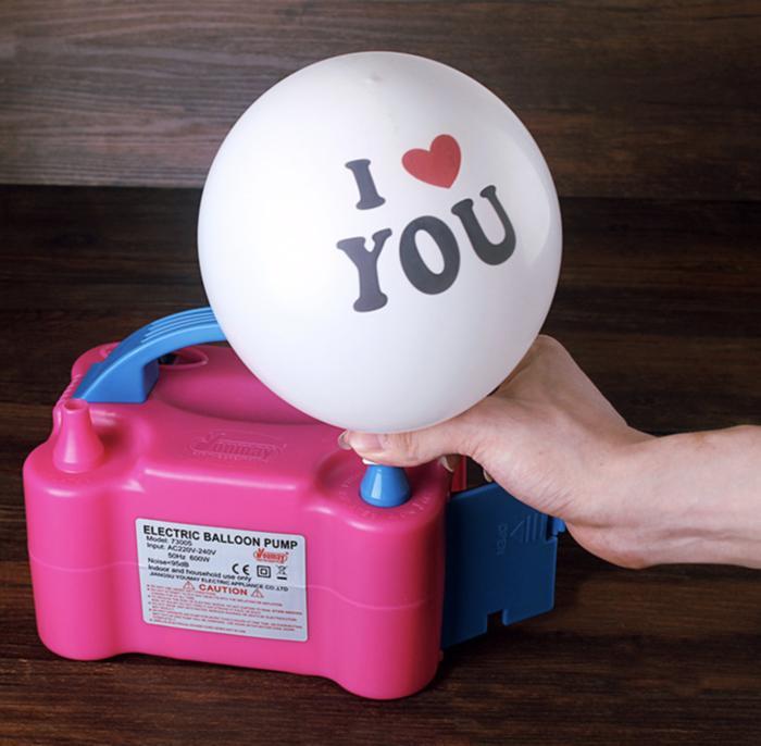 [ 73005 ] YOUMAY Pompa BALON elektrik / listrik Electric balloon pump / Pompa BALON elektrik
