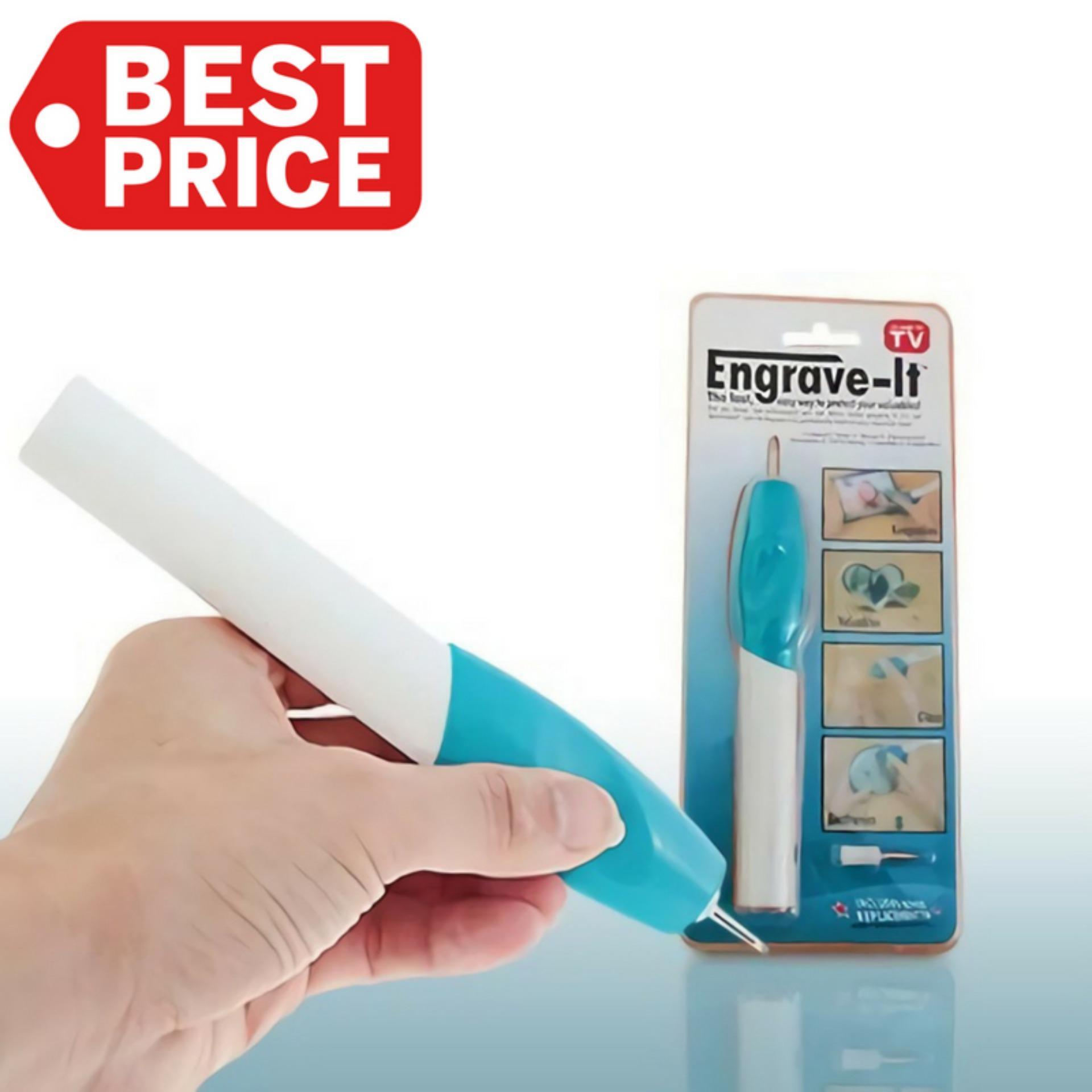 Alat ukur elektrik Engrave it Pen