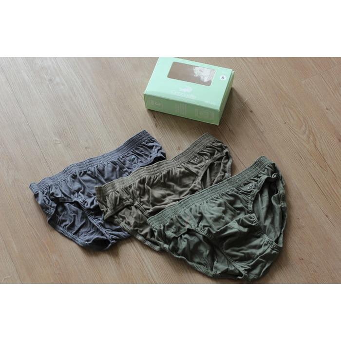 Jual Celana Dalam Cd Pria Katun Crocodile 521 242 1 Box 3 Pcs Crocodile Di Dki Jakarta