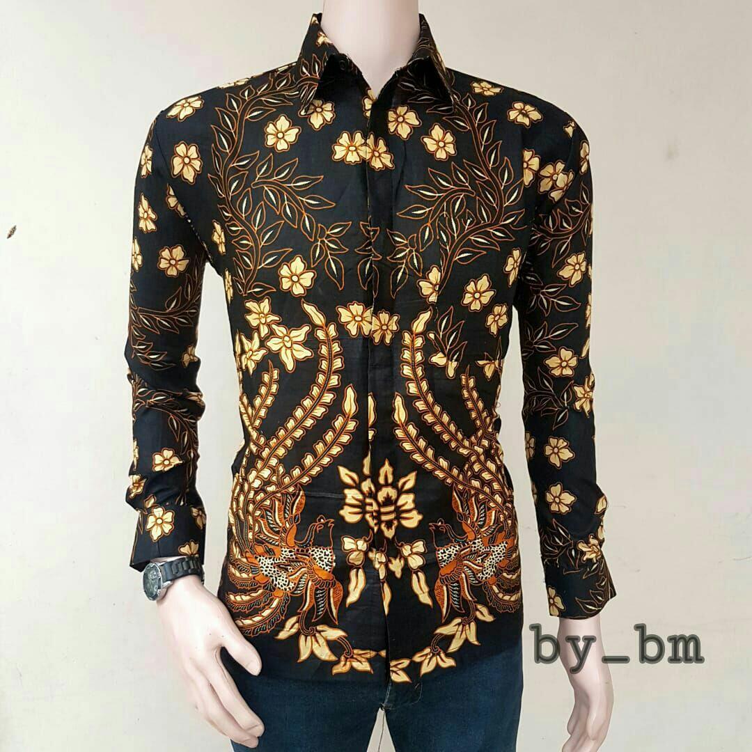 Kings Kemeja Batik Solo Lengan Panjang - Daftar Harga Terlengkap ... 6048faf237