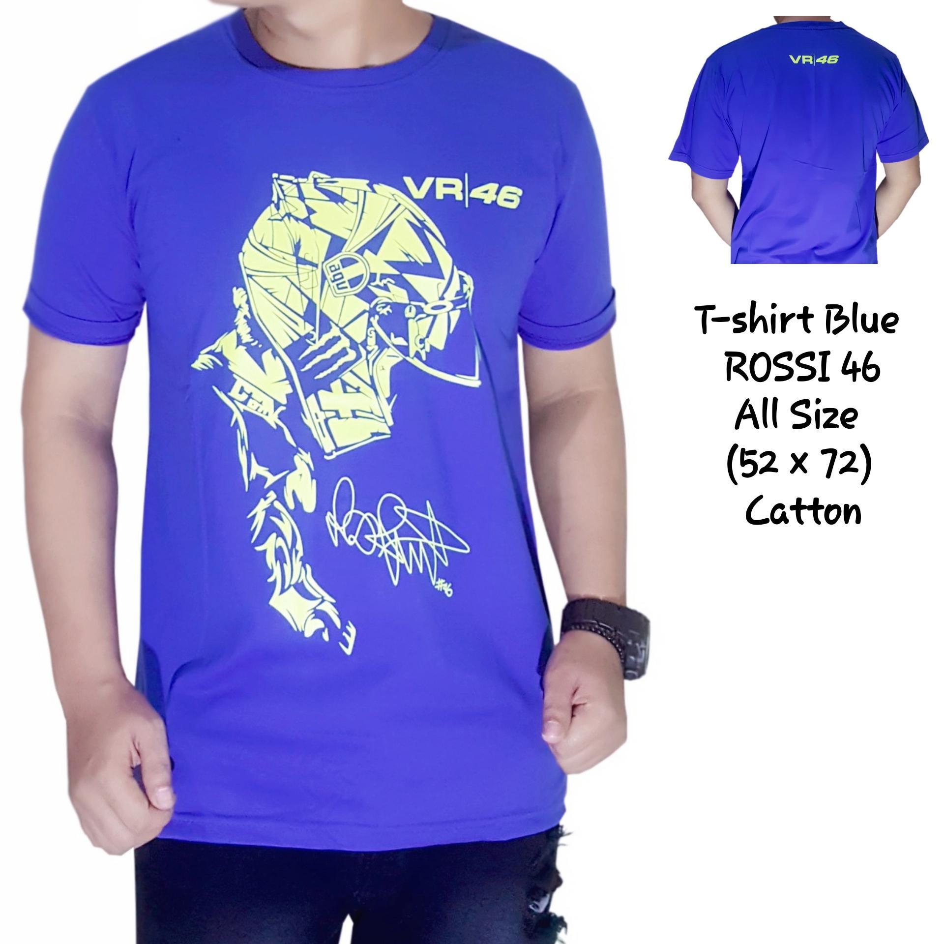 Anugrah - kaos distro T-shirt Fashion 100% soft cotton combed 30s premium pria