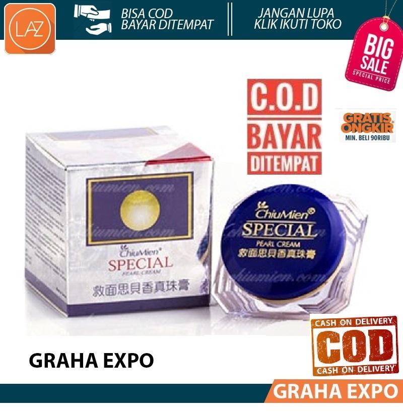Cream ChiuMien Special Pearl Krim Mutiara Chiu Mien Spesial Original Taiwan 100% Skin Care Wajah