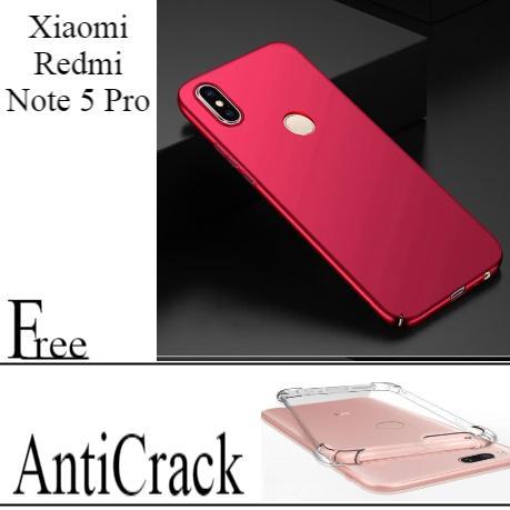 Hardcase case For Xiaomi Redmi Note 5 Pro BLACK/GOLD/RED/ROSE/