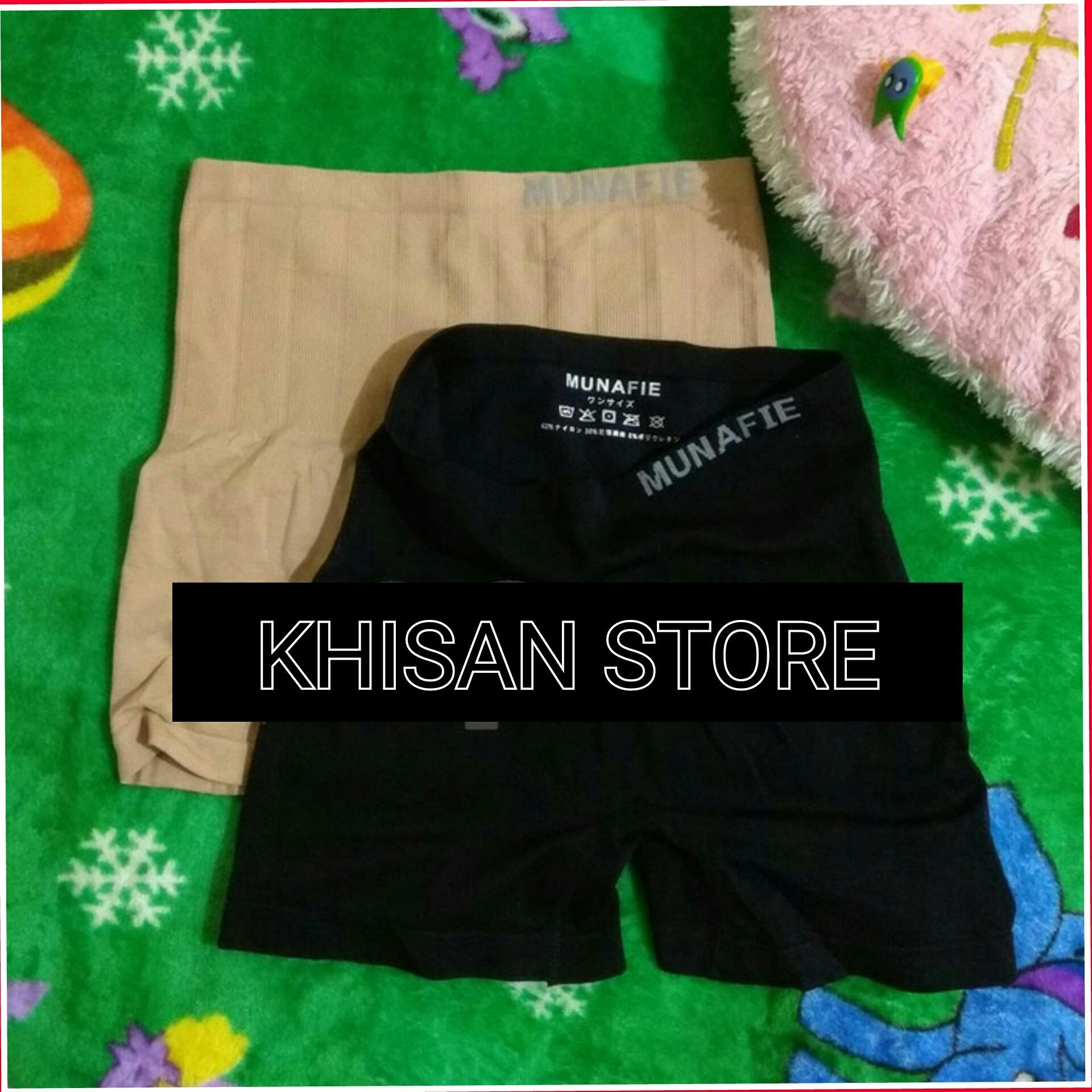 Buy Sell Cheapest Munafie Tebal Best Quality Product Deals Korset 80gr Slimming Pants Unisex Sliming Boxer Original Slim Khisan Store
