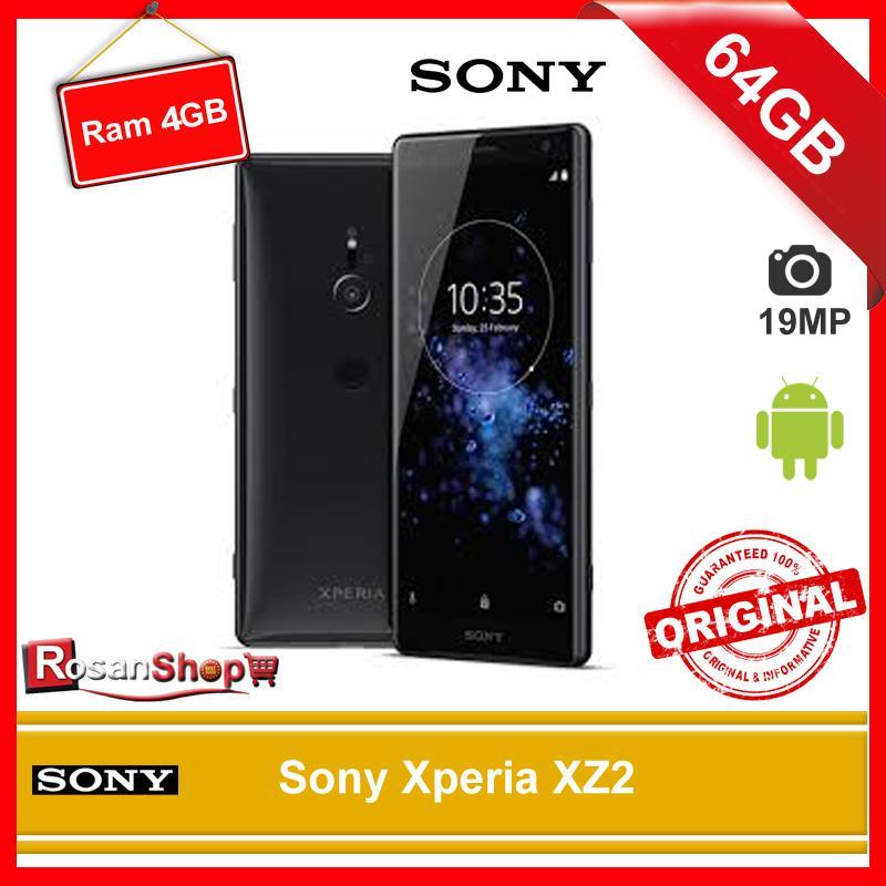 SONY XPERIA XZ2 Smartphone - [64GB/RAM 4GB]