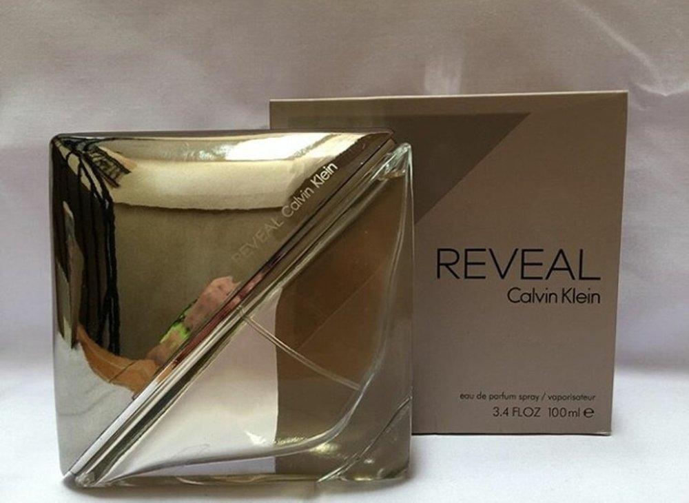 Calvin Klein Reveal Women Parfum Wanita [100 mL] (ORIGINAL SINGAPORE) BISA BAYAR
