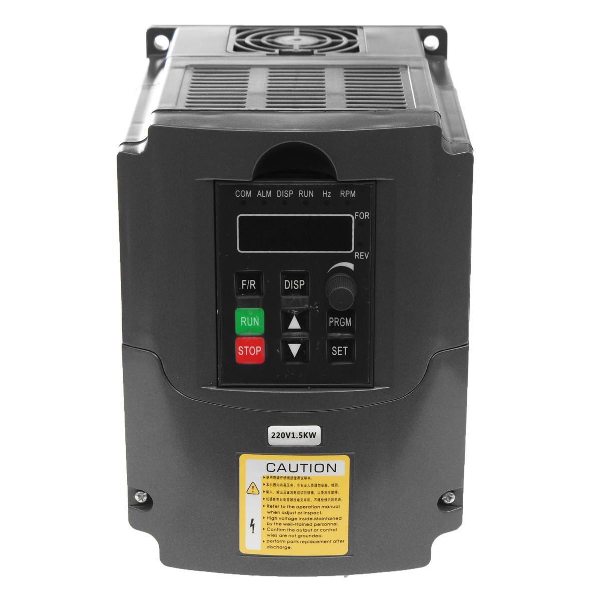 Cek Harga Baru 220v 1500w 1 5kw Inverter Converter Auto Voltage Fresmul 15kw Regulation Technique Vector Control 2