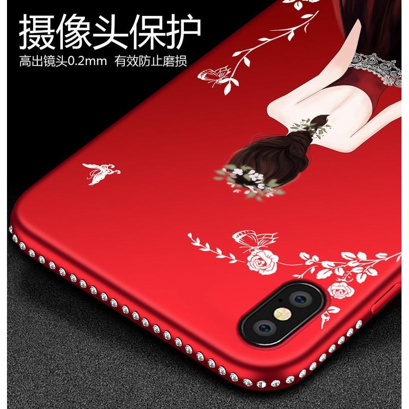 Detail Gambar Wedding Girl Dress Slim Matte Case Xiaomi Redmi 5 5+ Note 5A Prime Softcase Terkini