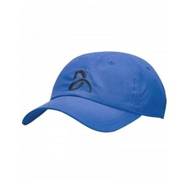 Topi Tennis Lacoste Men's Spring Novak Athlete Hat - Blue Original