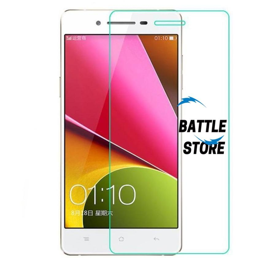 Oppo Neo 3 ( R831K ) Screen Protector Tempered Glass / Anti Gores Kaca - White Clear