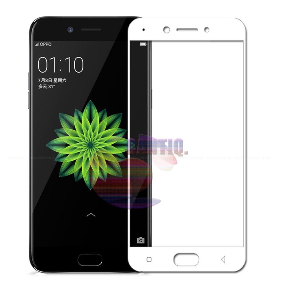 Cek Harga Baru Tempered Glass For Oppo F1s Selfie Expert A59 9h Full Layar Screen White A71 Anti Gores Kaca Guard