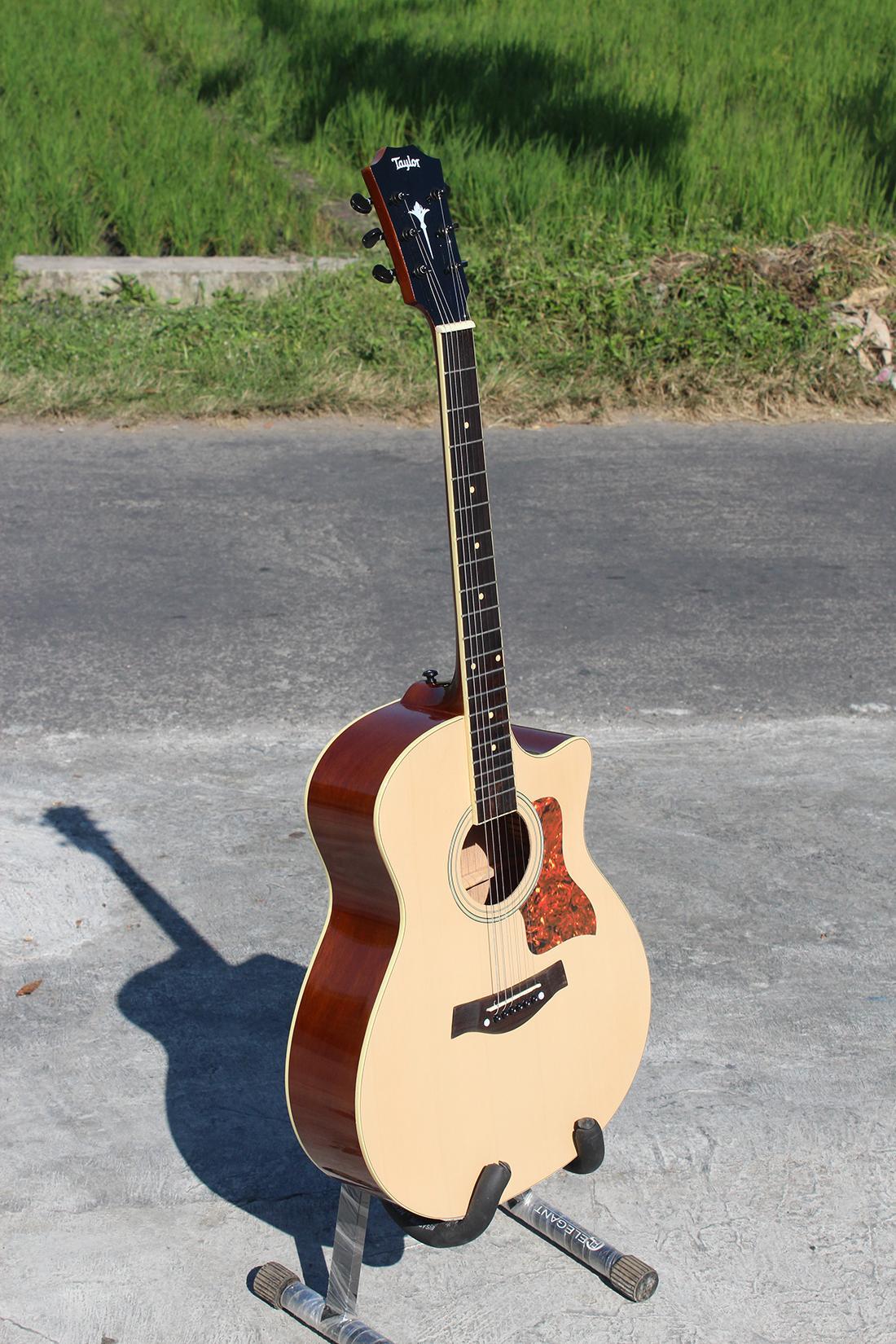 ... gitar akustik taylor akustik natural - 3 ...