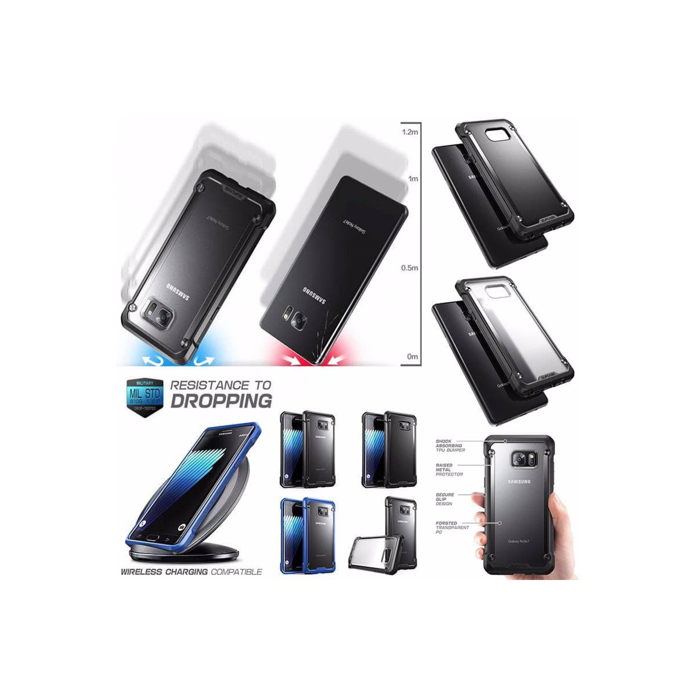 Cek Harga Baru Supcase Unicorn Beetle Samsung Galaxy Note Fe Note 7