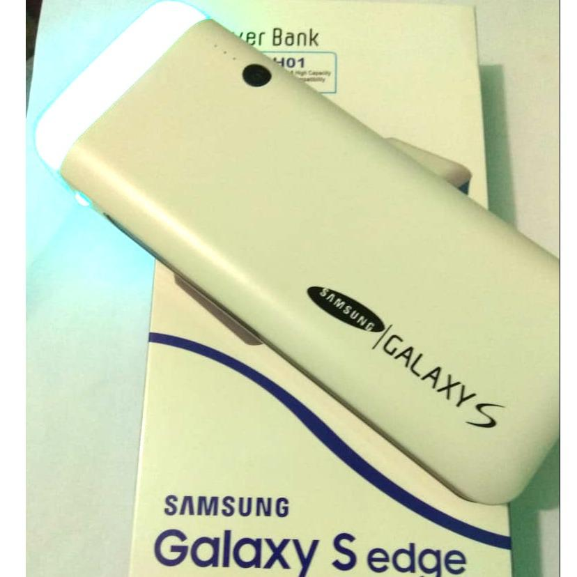 Power Bank LED Senter For SAMSUNG 168000 Mah (RANDOM) - IQ