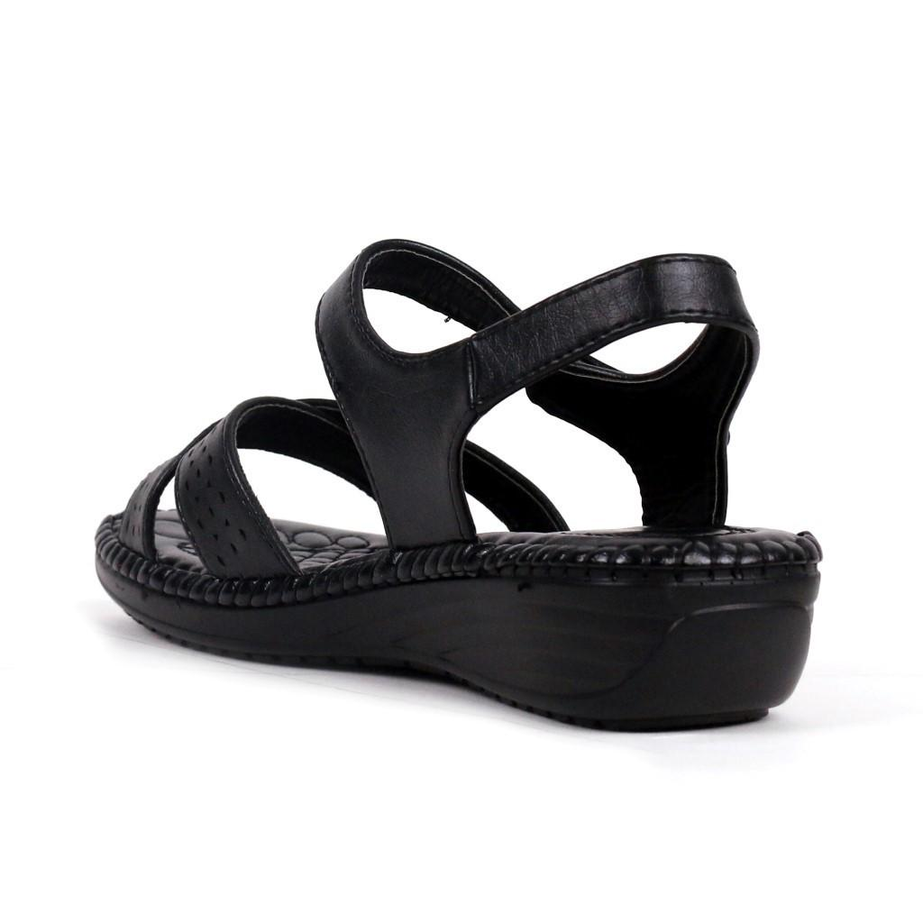 ... Bettina Sandals Brenna - Black - 3 ...