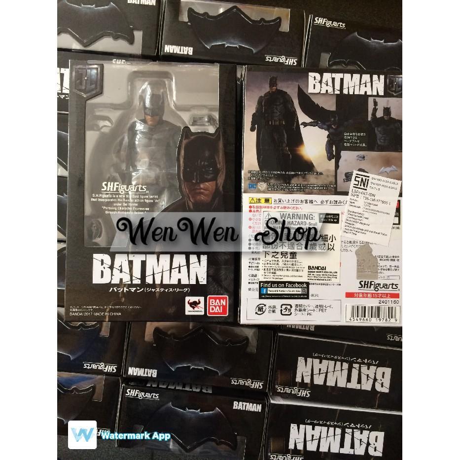 SHF Batman JPNver Justice League - xcwTMaIDR747500. Rp 767.000