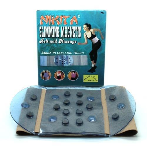 Lucky - Nikita Slimming Magnetic Belt And Massage - Korset magnet Pelangsing Perut /1Pcs