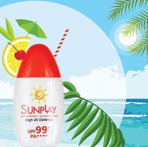 SUNPLAY SPF 99+