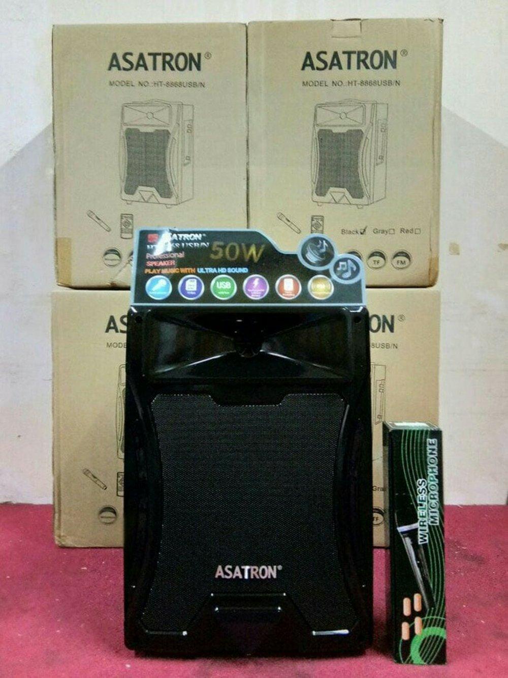 portabel speaker meeting asatron th8868 usb