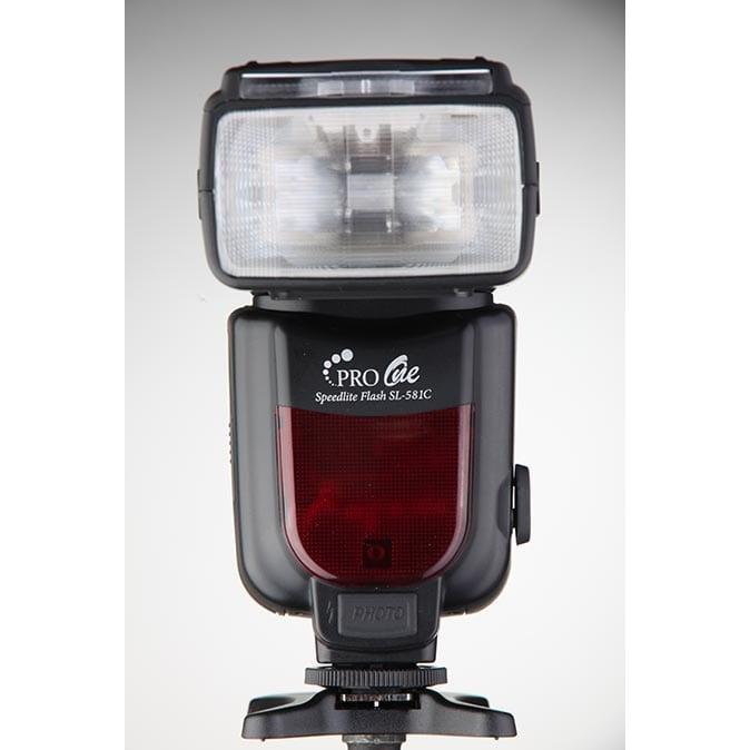 TTL Speedlite Camera Flash Pro One SL-581C