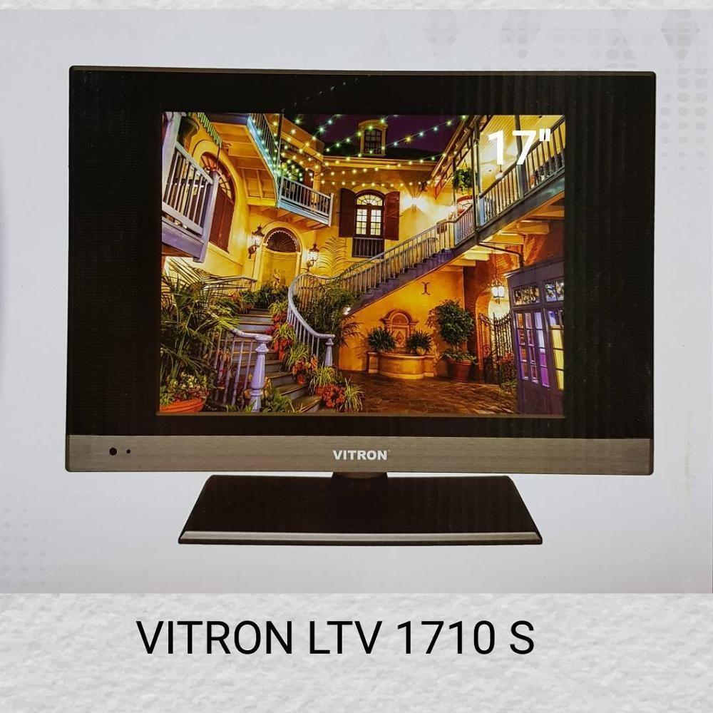 VITRON LTV1710S LED TV Layar 17 inch Murah Canggih Awet