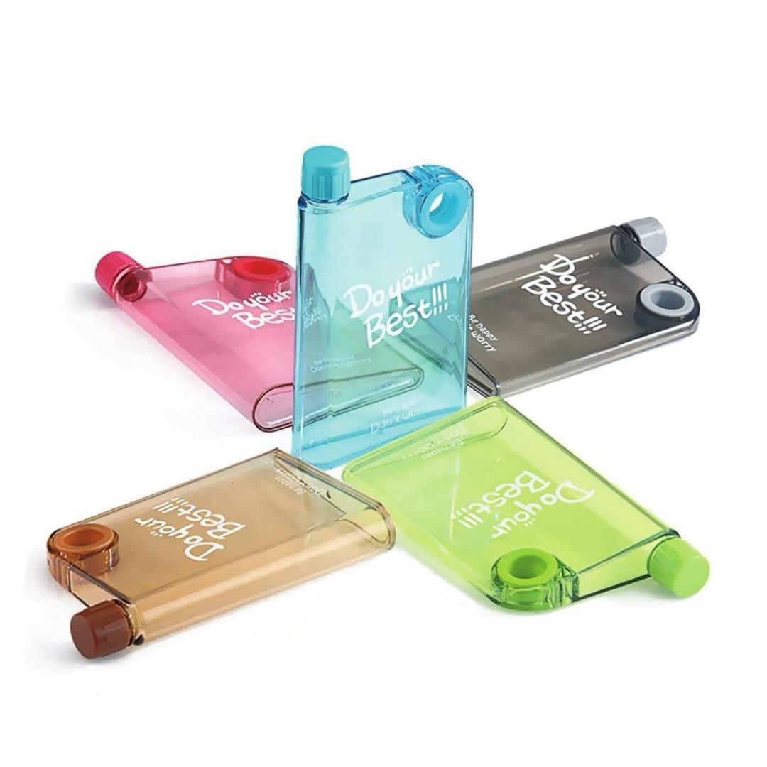 Angela B collection Memo Botol Minum Slim A5 Letter Do Your best A323 - 3