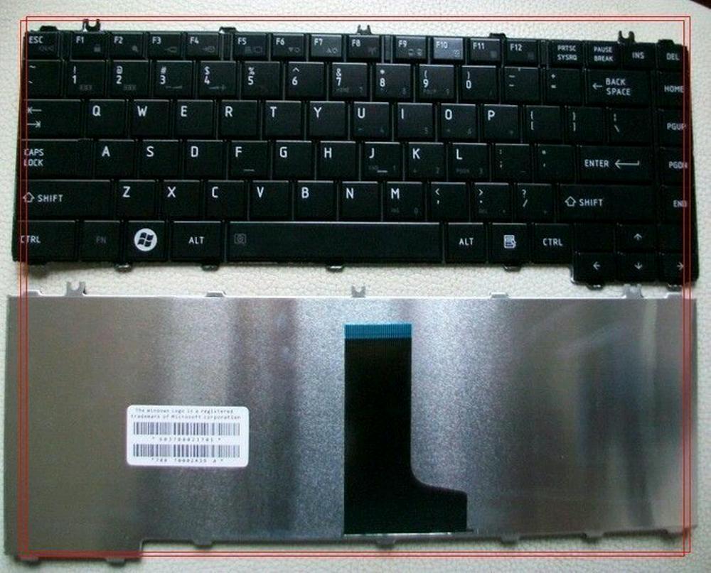 31d0df5e4f4 Keyboard Toshiba C600 C640 L620 L630 L640 L645 L730 L735 L740 L745 Glossy di  lapak elektroid