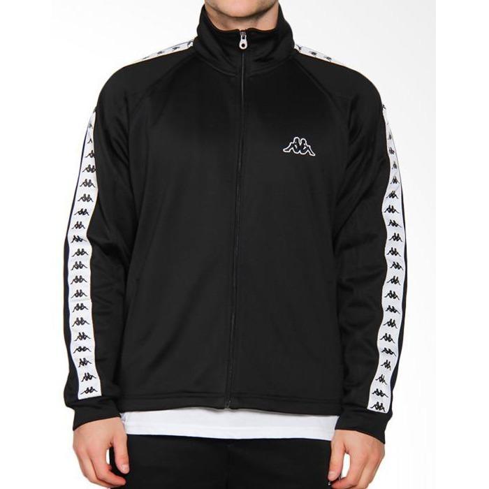 Tips Beli Kappa Omini Banda Jacket Black