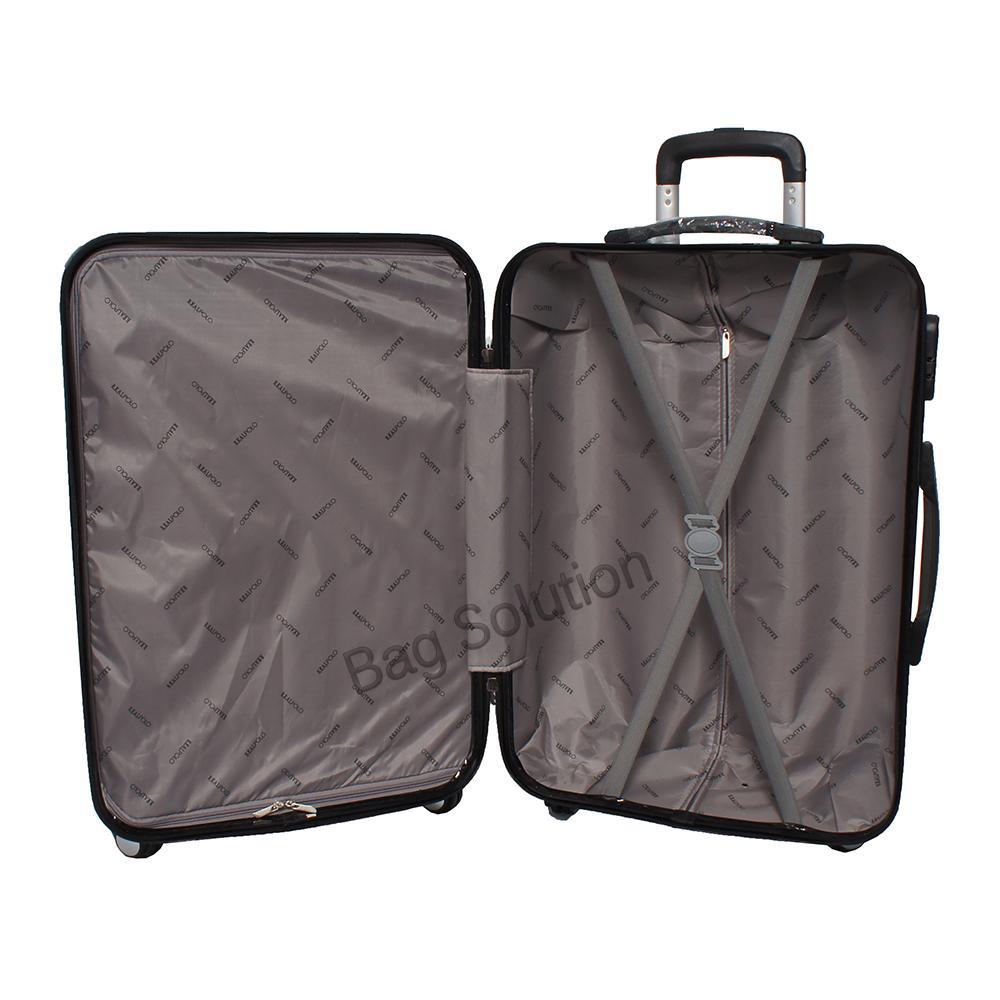 ... Real Polo Tas Koper Hardcase Fiber ABS - 4 Roda Putar - GGEA Size 20 Inch ...