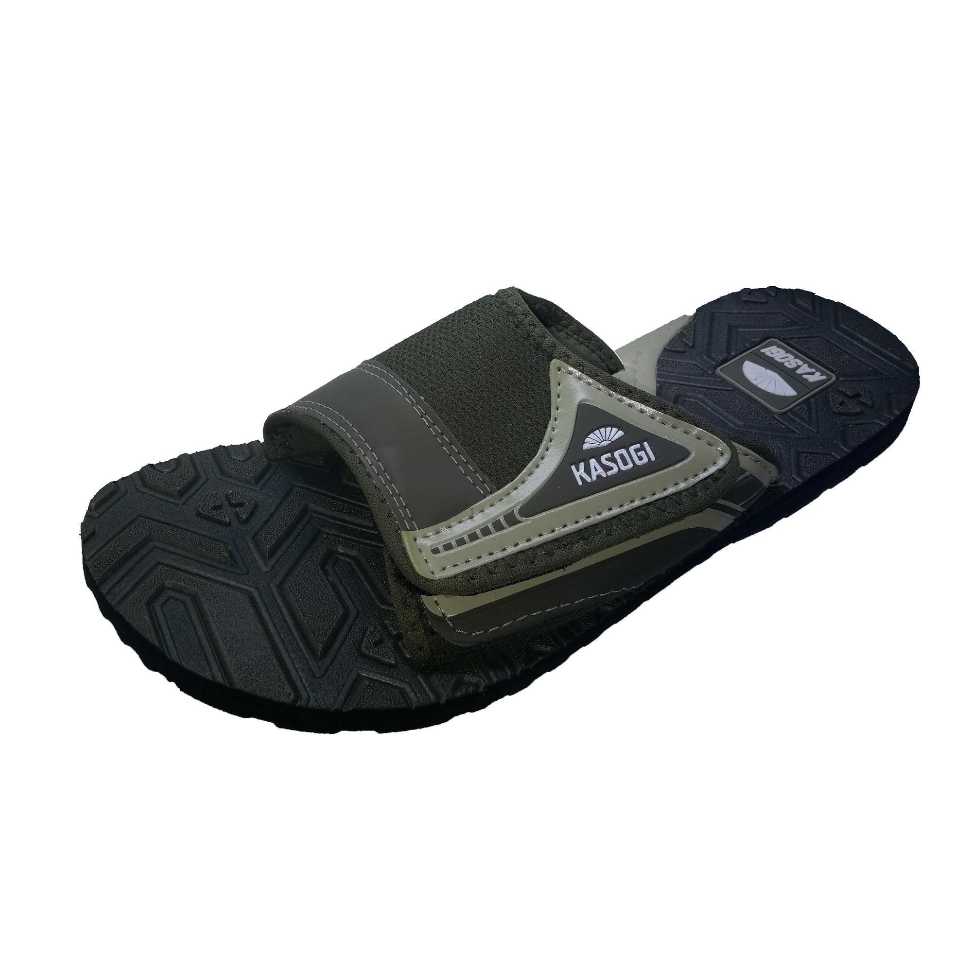 Sandal Kasogi Edward Selop - Sandal Pria - Sandal Wanita - Sandal Anak - Sandal Casual - Sandal Outdoor - Sandal Gunung - Sandal Murah