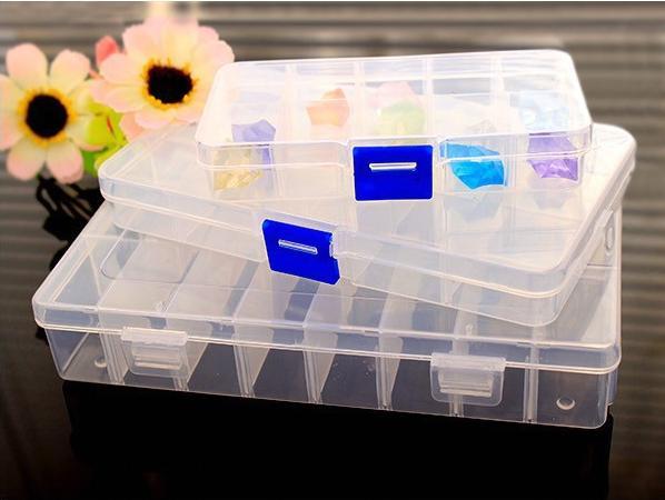 ... TOKO49 - Kotak Penyimpanan Plastik Mini (5*2 Kotak) - 4 ...