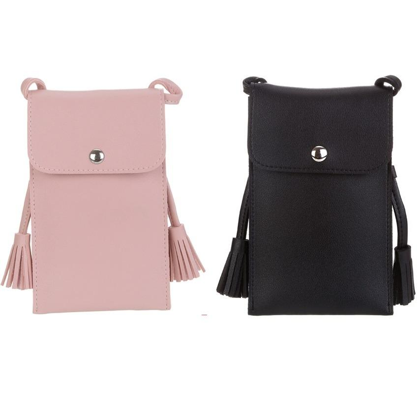 Beli Sling Bag Tas Dompet Handphone Cellphone Mobile Pouch By Miniso Nyicil