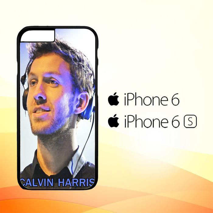 Casing Untuk iPhone 6 6s Calvin Harris X0500