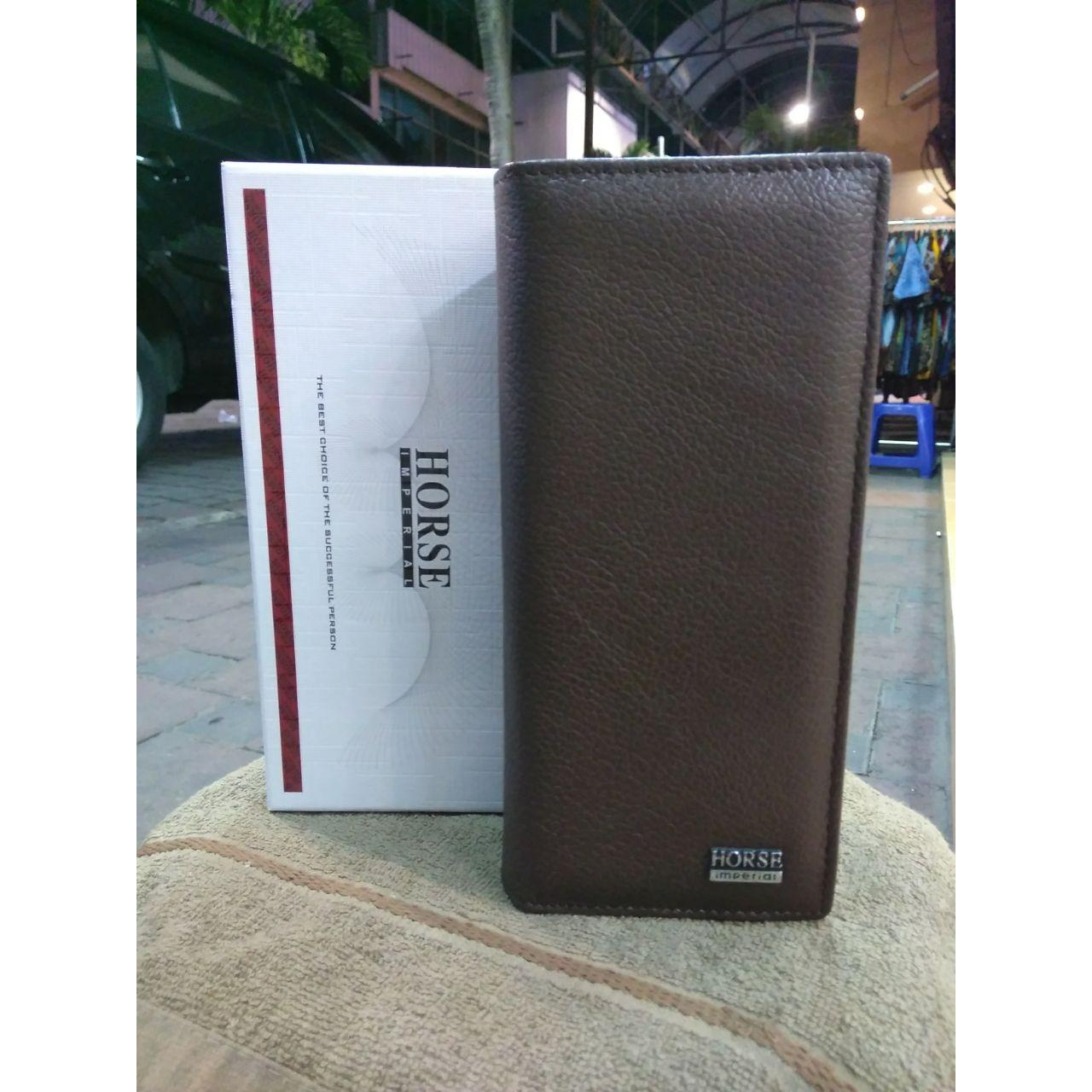 Dompet imperial horse panjang