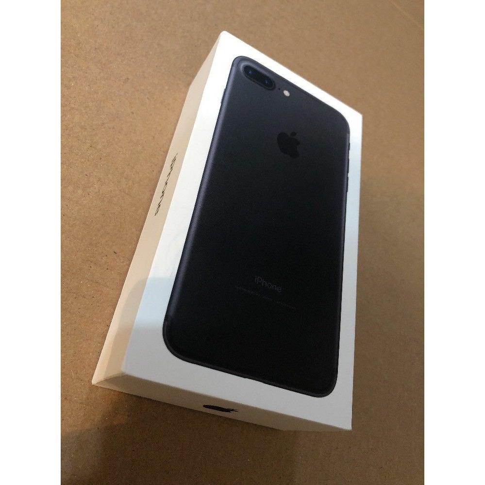 Apple iPhone 7 Plus - 256GB - Black